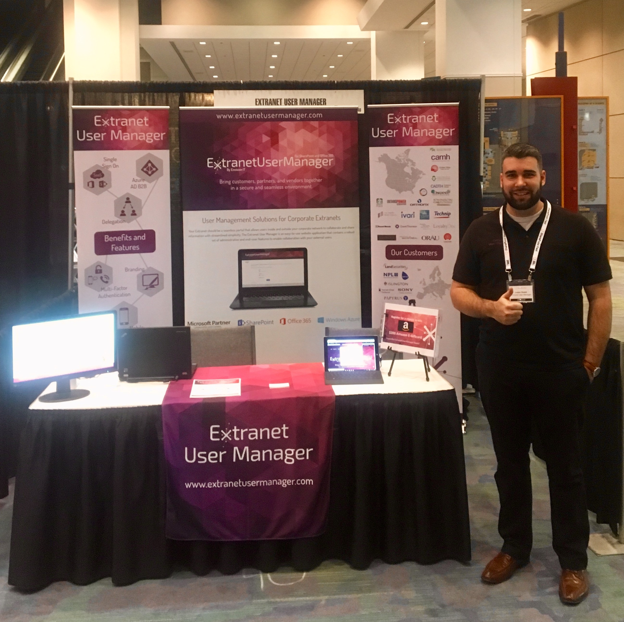 SharePoint Fest Chicago Booth