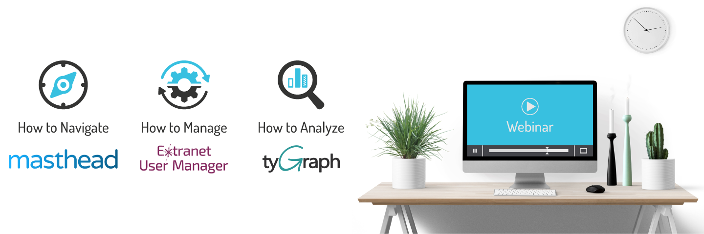 How to navigate, manage, and analyze in Office 365 with Masthead, Extranet User Manager, and tyGraph