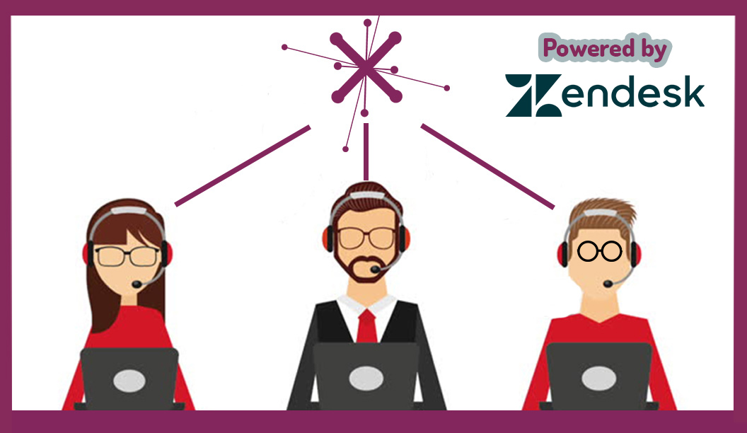 Powered by Zendesk